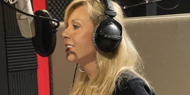 Deb Browning – Back in the Studio